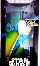 "1997 STAR WARS 12"" COLLECTORS SERIES - GREEDO - ACTION FIGURE - NEW IN PACKAGE"