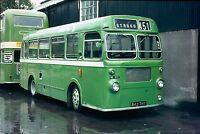 Bristol Omnibus 843 THY 6x4 Quality Bus Photo