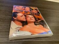 Ascia De Guerra DVD Sigillata Nuovo Scott Rita Brady Gam Neville Brand