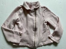 GYMBOREE Jacket 7 8 M Pink Sweatshirt ZIP-up Cost School fall