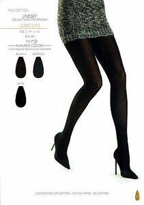 Oroblu Lindsey, pantyhose, 80 den opaque appearance, 57% Cotton, 37% Polyamid