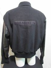 VTG 80's Movie/Film BREAKING IN Burt Reynolds Cast/Crew Varsity Jacket Size 3XL