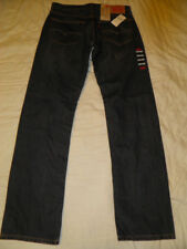 "LEVI'S 559 JEANS  RELAXED STRAIGHT Dark Wash JEANS Size  34"" x 35""   NEW    NWT"