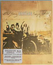 Neil Young - Americana  Blu Ray Audio Disc.  Mint!
