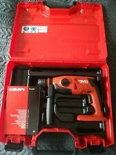 Hilti Cordless hammer drill TE 2-A22 (2) New Brushless Model