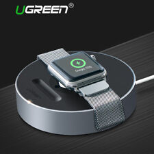 Ugreen Charger Holder Cable Winder Stand Cradle Dock For Apple Watch iWatch USA