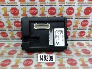 2005 05 INFINITI G35 BODY CONTROL MODULE BCU BCM 284B1AC700 OEM