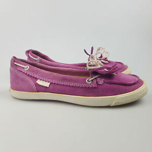 Women's CONVERSE 'Ballet Suede' Sz 6 US Shoes Pink VGCon   3+ Extra 10% Off