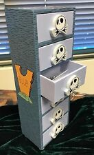 Nightmare Before Christmas PIN CHEST - Disneyland Haunted Mansion Holiday 2004