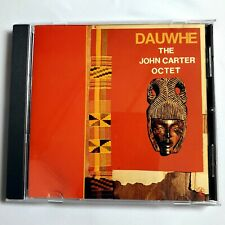 Dauwhe by John Carter Octet CD 1982 Black Saint Jazz Italy NO IFPI France Made