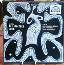 Dvorak - The Spectre's Bride, Supraphon Red ED1, 1962, SUA ST 50023/24 EX/EX+