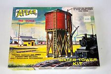 Atlas Ho Scale 703 Water Tower Kit Vintage Complete