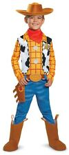 Toy Story 4 Woody Deluxe Toddler 2T Halloween Costume