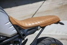 Asiento Para BMW R Nine T RSD Flat Out Enzo Brown Seat