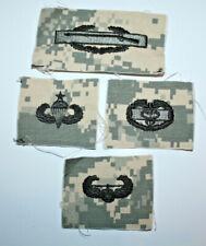 US Army ACU Sew-on Skill Badges