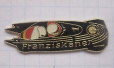 FRANZISKANER WEISSBIER / BOB / WNTERSPORT  ........ Bier-Pin (156a)