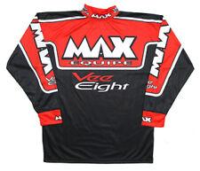 Wulfsport Max Equipe Camisa De Carreras Rojo Talla Pequeña MOTOCROSS MOTO MX Ocio