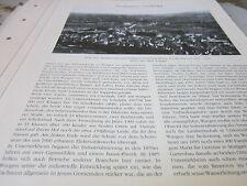 Stuttgart  Archiv 2 Stadtbild 2112 Blick Wangen auf Untertürckheim ca 1010