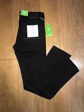 Hugo Boss Jeans Regular Fit schwarz 2017 W30 32 34 36 38 SALE L32 Green Label
