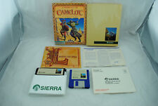 "Jeu IBM PC Conquest of CAMELOT VF BIG BOX disquettes 3,5"" & floppy (Disk)"