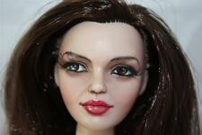 "Tonner Ooak Gene ""Phoebe from Charmed"" Repaint Doll by Jenny Sutherland of Jacs"