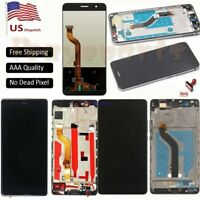 For Huawei P9 Lite /P10 Lite LCD Screen Touch Digitizer Replacement+Frame NEW
