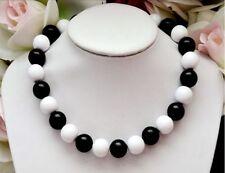 Markenlose Modeschmuck-Halsketten & -Anhänger aus Kunststoff mit Perlen