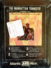 MANHATTAN TRANSFER - COMING OUT - ATLANTIC - 8 TRACK TAPE - STILL SEALED