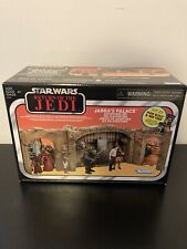 Star Wars Return of The Jedi Jabba's Palace Adventure Set Vintage Collection NEW