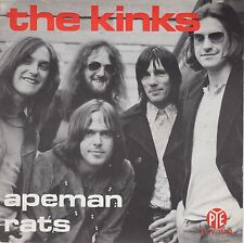 7inch THE KINKS apeman FRANCE EX  1970