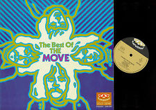 LP-  The Move ‎– The Best Of The Move // GOLD KARUSSEL