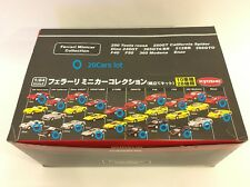 Ferrari 1/64  Kyosho Collection1 BOX ( 20 Cars lot )  Each un-opend Enzo/F40 red
