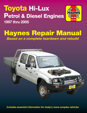 Toyota Hi-Lux P&D Automotive Repair Manual: 97-05 by Jeff Killingsworth (Paperback, 2007)