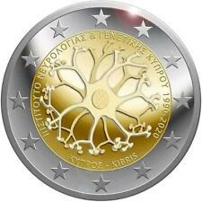 2 euro Cipro 2020         30° FONDAZIONE ISTITUTO NEUROLOGICO