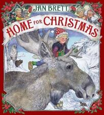 Home for Christmas by Jan Brett (2011, Hardcover)