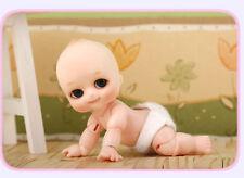 BJD 1/8 baby doll NAPPY CHOO with free eyes + free face make up-B