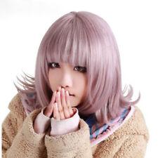 Anime Super DanganRonpa Dangan Ronpa Chiaki Nanami Cosplay Hair Wig + Wig Cap
