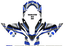 YAMAHA NYTRO SNOWMOBILE WRAP DECAL STICKERS 05-15 ARMOUR BASIC