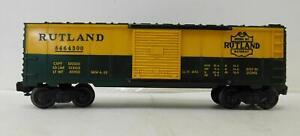 LIONEL 6464-300 RUTLAND BOXCAR