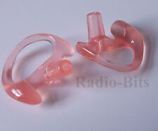 Gel Insert Ear Mould TWIN Pack Medium Left & Right for Acoustic Tube Universal