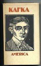 Kafka # AMERICA # CDL 1982 # Club del Libro