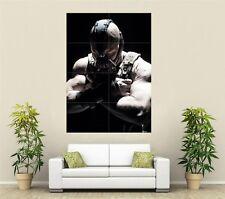 The Dark Knight Rises Huge Bane Promo Poster 6