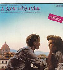 A Room With A View-1985- Original Movie Soundtrack-17 Track-CD