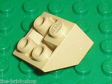 LEGO star wars Tan slope brick 3676 / Set 4504  Millennium Falcon