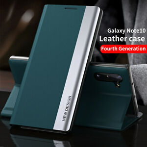 Magnetic Leather Flip Case For Samsung S10 S20 S21Ultra A51 A32 Stand Slim Cover