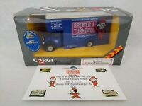 Corgi Brewer & Turnbull Bedford O Series Pantechnicon Diecast Van Ltd Edition
