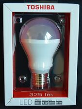 "*** 1x Toshiba DEL-ampoules ""LDAC 0627e7euc"" blanc chaud e27 5,5 W = 30 W NEUF ***"