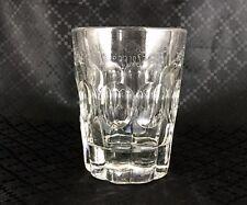 Antique Glass Victorian Cup Beaker 1849 Leeds Ruth Renwick Engraved