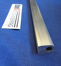 Fuel Rail Billet Aluminium 6063T6 Extrusion Blank, -6AN, 400mm Length