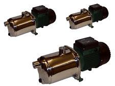 DAB Jetpumpe Gartenpumpe Wasserpumpe Pumpe Kreiselpumpe JET INOX 132 M Stahl 1kW